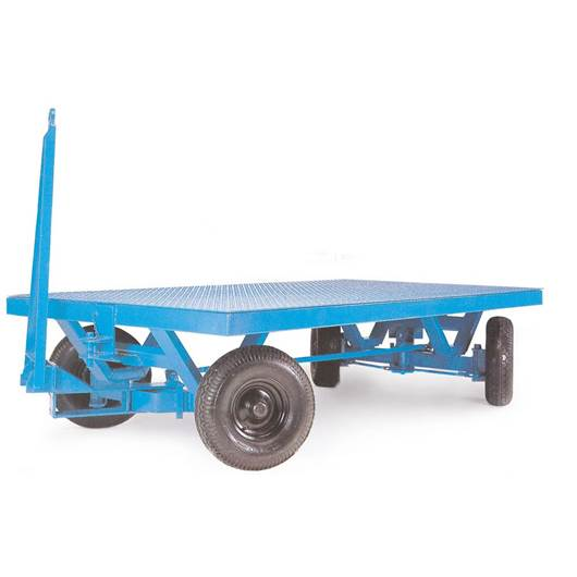Picture of Four Wheel Steering Ackerman Trailers