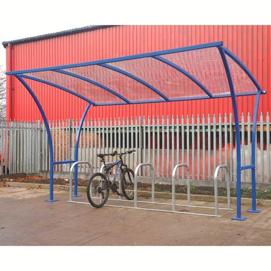 Picture of Tintagel Cycle Shelter