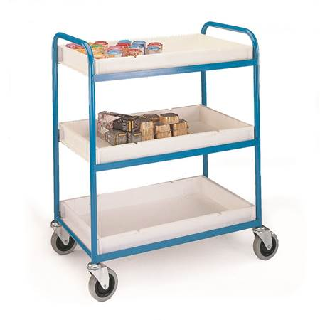 Picture for category Kitchen Tray Trolleys