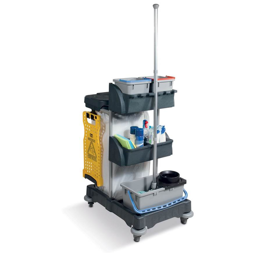 Picture of Compact Janitorial Trolley