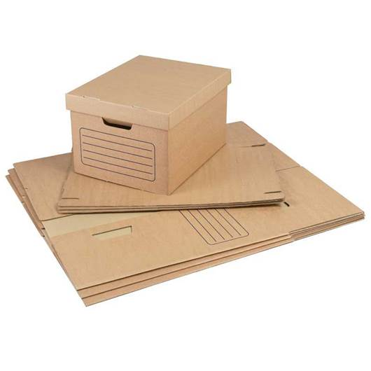Picture of Economy Archive Storage Boxes