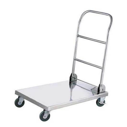 Picture of Folding Stainless Steel Trolleys