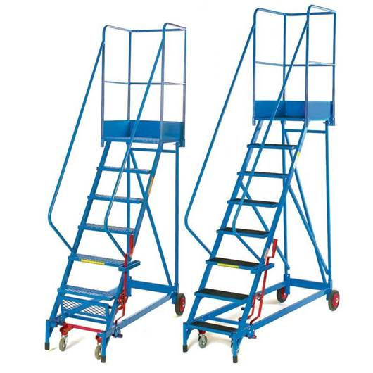 Picture of Fort Heavy Duty Elite Mobile Steps
