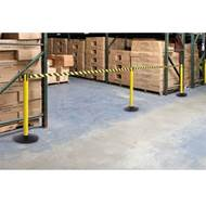 Picture of Safety Belt Barriers - Chevron Belt
