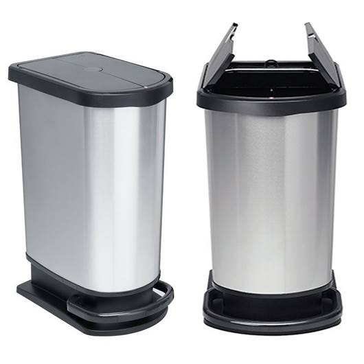 Picture of Premium Pedal Bins with Butterfly Lid